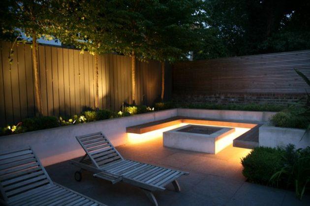 Irreplaceable Deck Lighting Ideas That