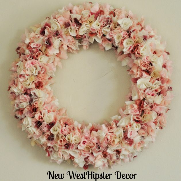 16 Enchanting Handmade Spring Wreath Designs To Refresh Your Front Door
