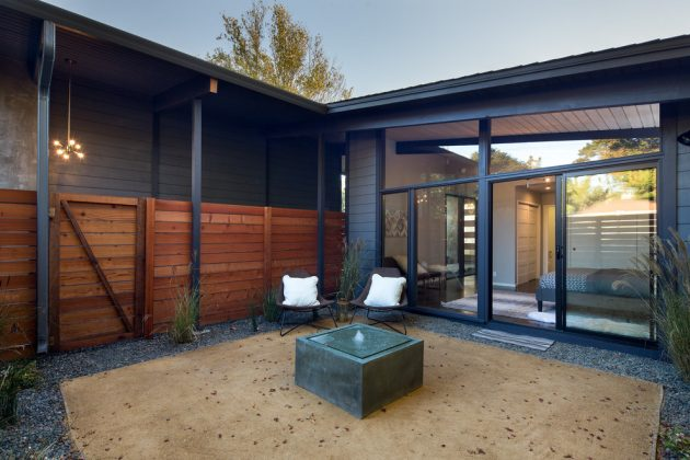 16 Extraordinary Mid Century Modern Patio Designs Youll Fall In Love With