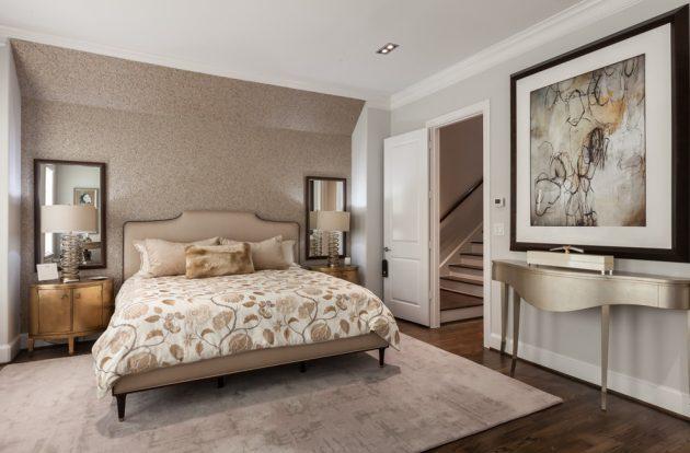 16 Splendid Transitional Bedroom Interior Designs You'll ...
