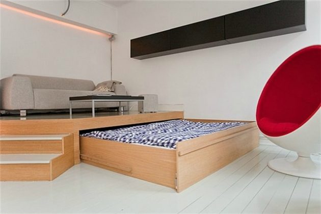 23 Really Inspiring Space Saving Furniture Designs For Small Living Room