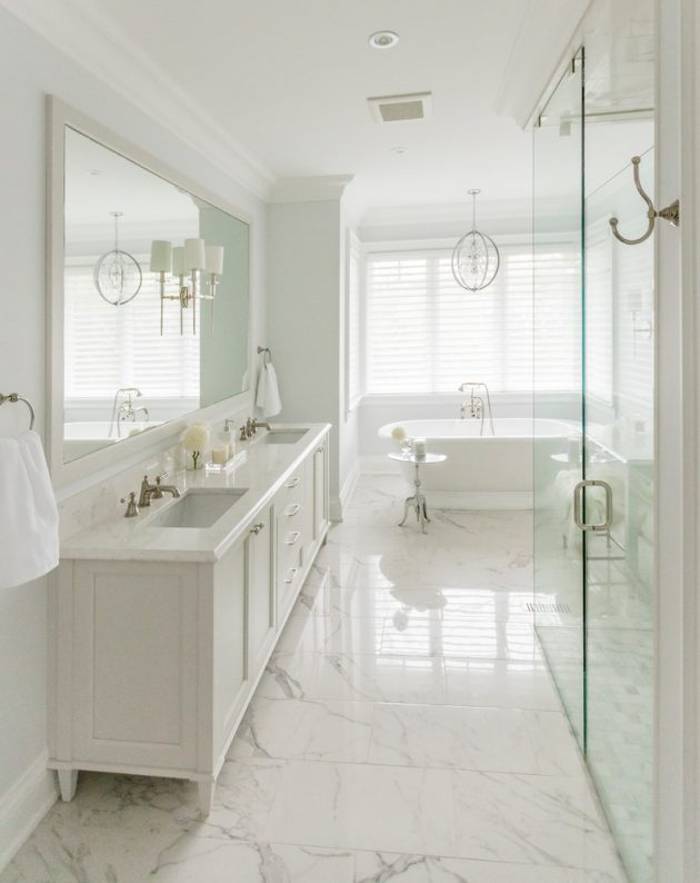 17 Astonishing Transitional Bathroom Interior Designs You ...