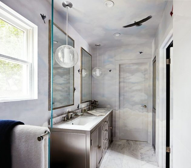 17 Astonishing Transitional Bathroom Interior Designs You Need To See