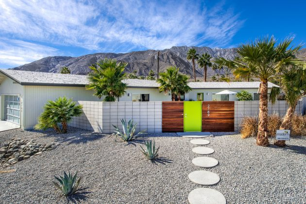 17 Scenic Mid Century Modern Landscape Designs You Need In
