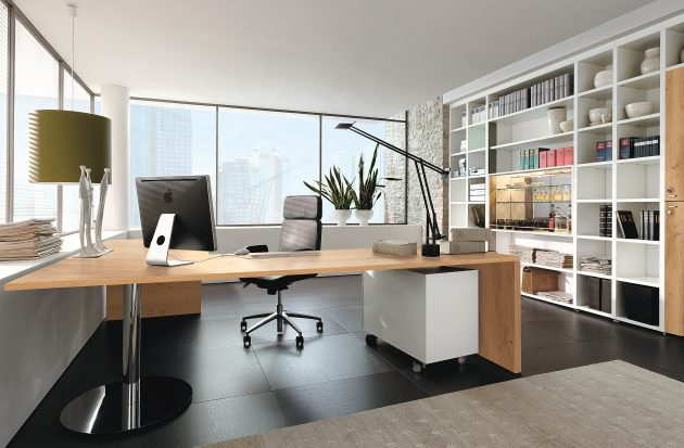 16 Little More Different Home Offices That Look Stunning
