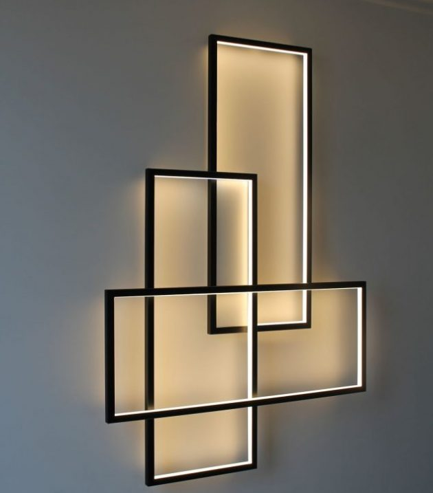 Wall Lamp Design Ideas : 14 Alluring Wall LED Light Designs To Enhance Your Interior Design