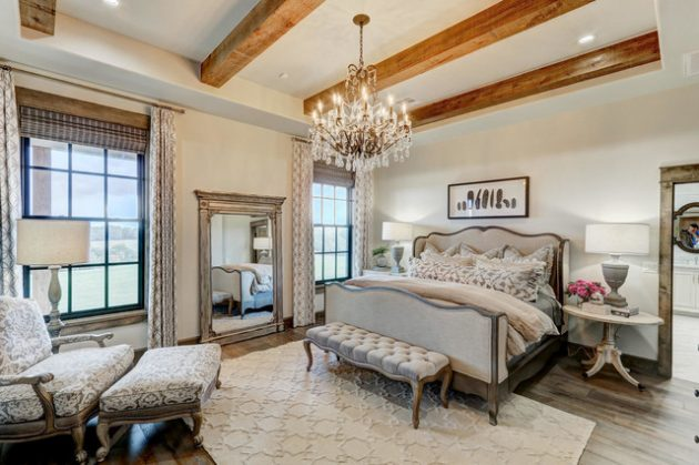 16 Attractive Country Bedroom For Everyone Looking For Elegance