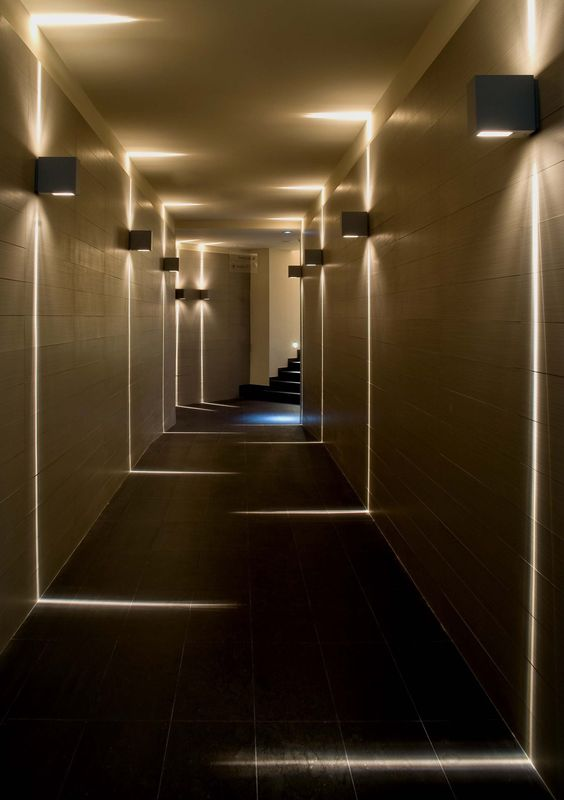 Good 14 Alluring Wall LED Light Designs To Enhance Your Interior Design