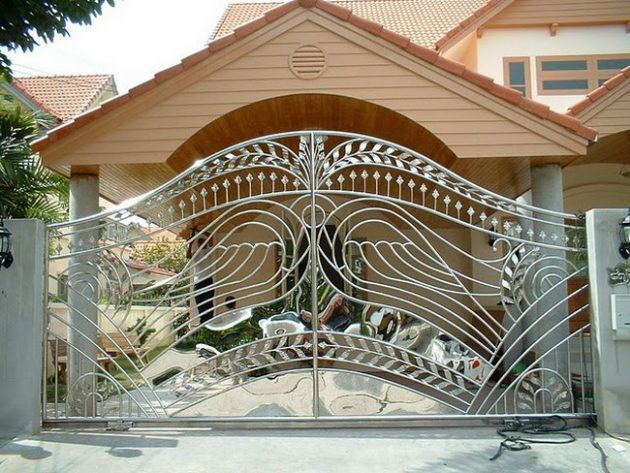 4-27-630x473 Main Gate Designs For Home on modern brazil, corner house, door modern, for apartment, modern home,