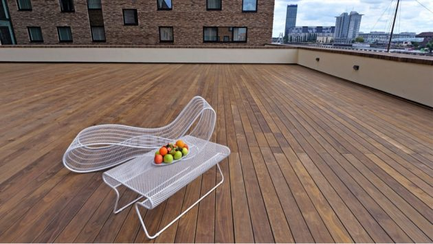12 Home Deck Ideas Using Modified Wood