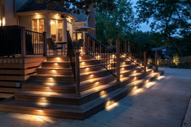 15 Irreplaceable Deck Lighting Ideas That Will Make Your Neighbours Jealous