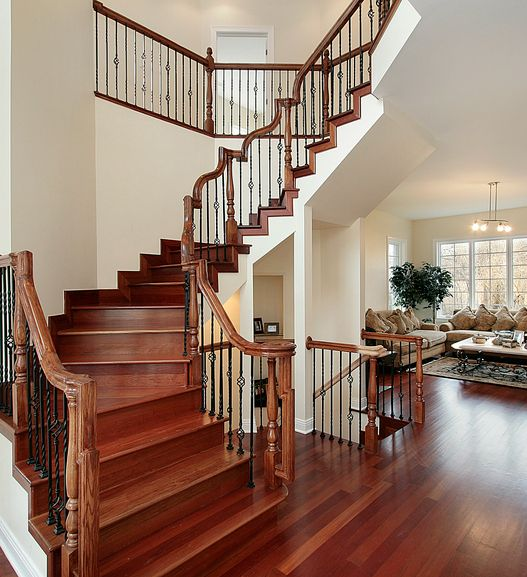 14 Staircases Design Ideas: 16 Wooden Staircase Ideas To Spice Up Your Interior Design