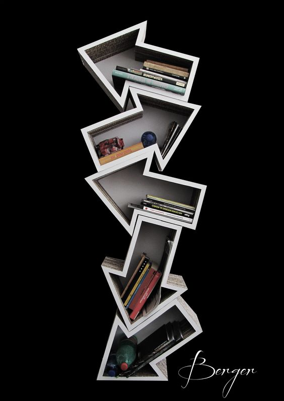 18 Stylish Bookshelf Designs You'll Want To Have At Home