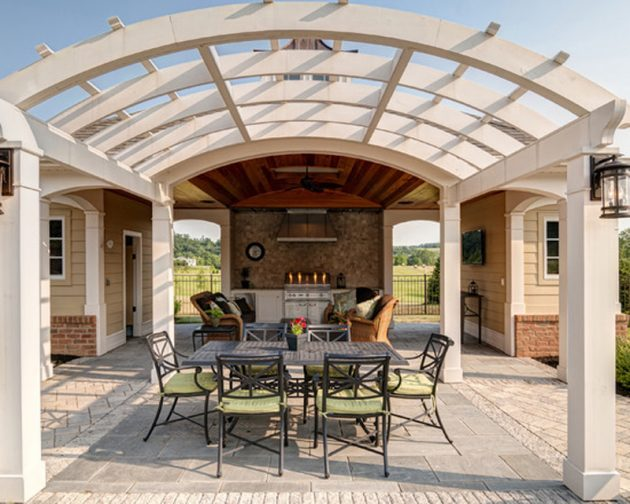 16 Impressive Ideas To Transform The Patio Into Place For Utmost Enjoyment