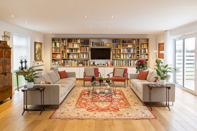 17 Flawlessly Decorated Small Living Rooms That Will Surprise You