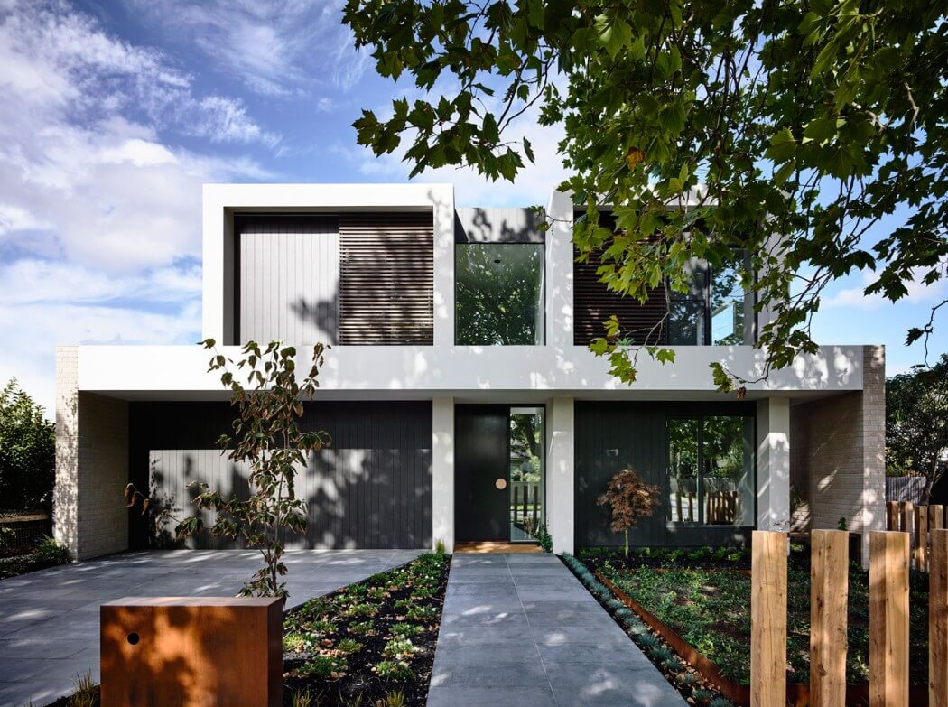 Alphington residence by inform in victoria australia for Home designs victoria