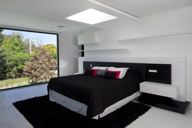 Carrara House by Andres Remy Arquitectos in Buenos Aires, Argentina