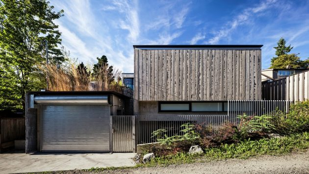 Cloister House by Measured Architecture in Vancouver, Canada