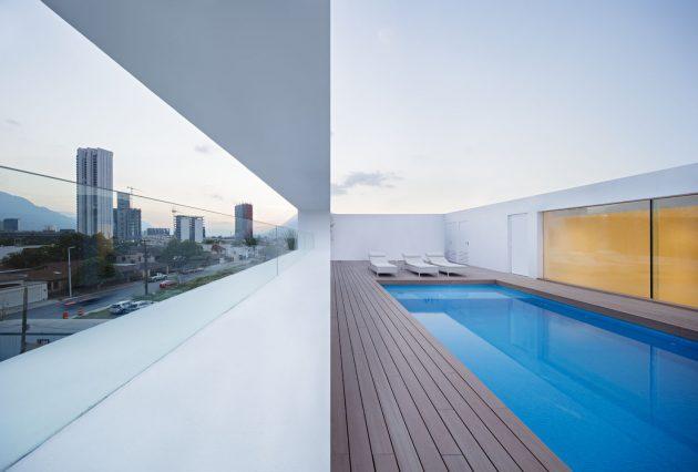 Domus Aurea by Alberto Campo Baeza & GLR Arquitectos in Monterrey, Mexico