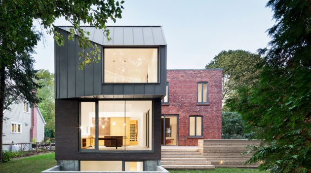 Dulwich Residence by NatureHumaine in Saint-Lambert, Canada