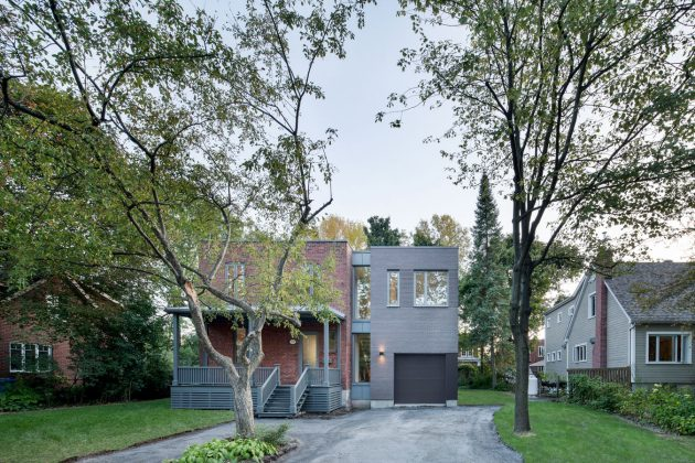 Dulwich Residence by NatureHumaine in Saint Lambert, Canada