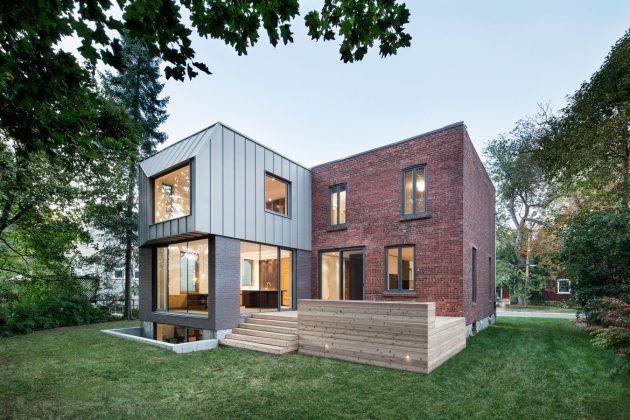 Dulwich Residence by NatureHumaine in Saint-Lambert, Canada