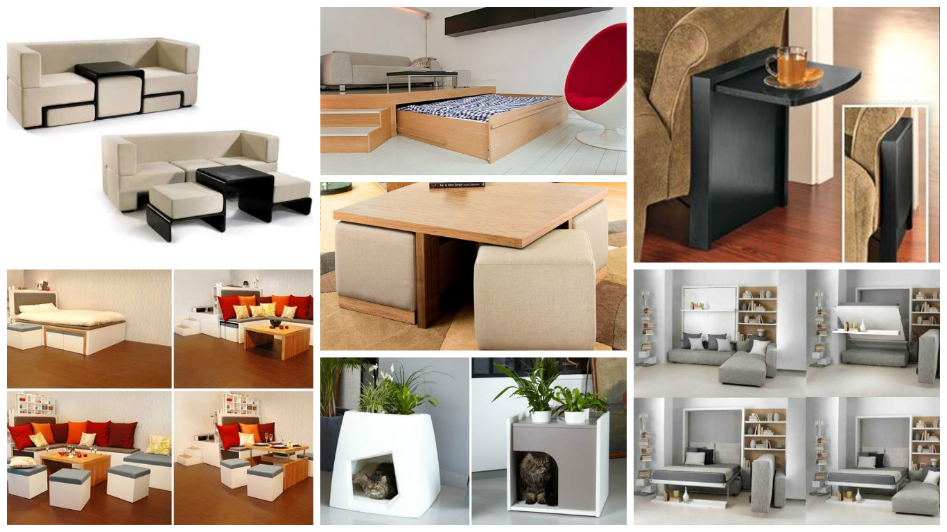 space saving furniture Archives - Architecture Art Designs