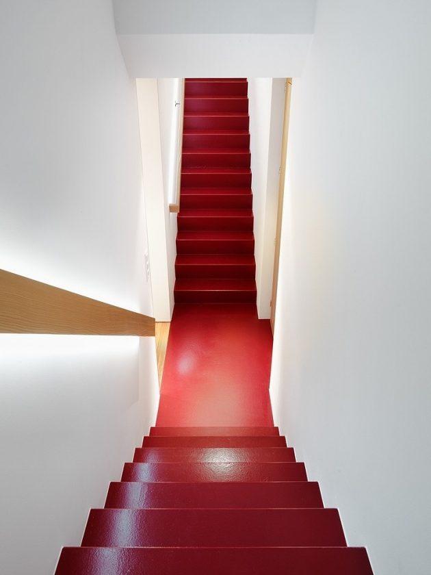 House in Vallée De Joux by Ralph Germann Architects in Le Chenit, Switzerland