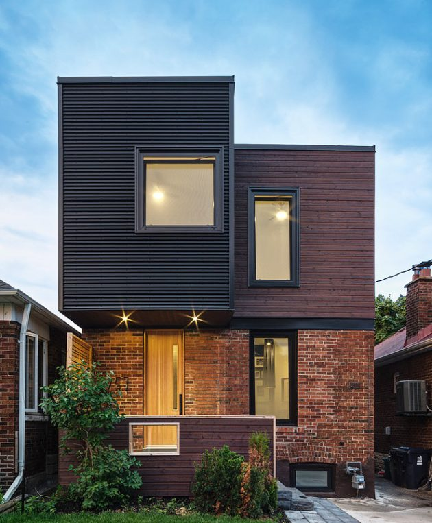 Humbercrest House by STAMP Architecture in Toronto, Canada