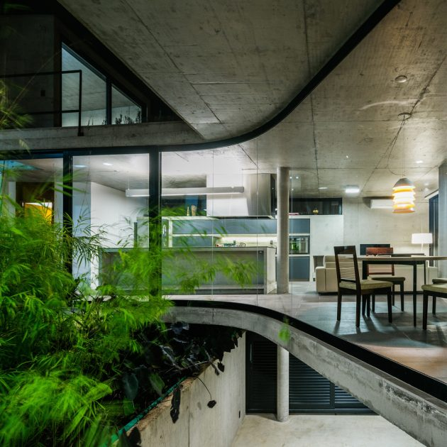 LEnS House by Obra Arquitetos in Sao Paulo, Brazil