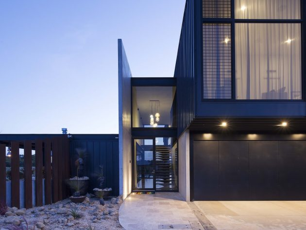 Lahinch House by Lachlan Shepherd Architects in Torquay, Australia