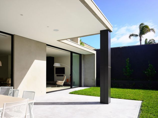 MK2 House by Canny Design in Brighton, Australia
