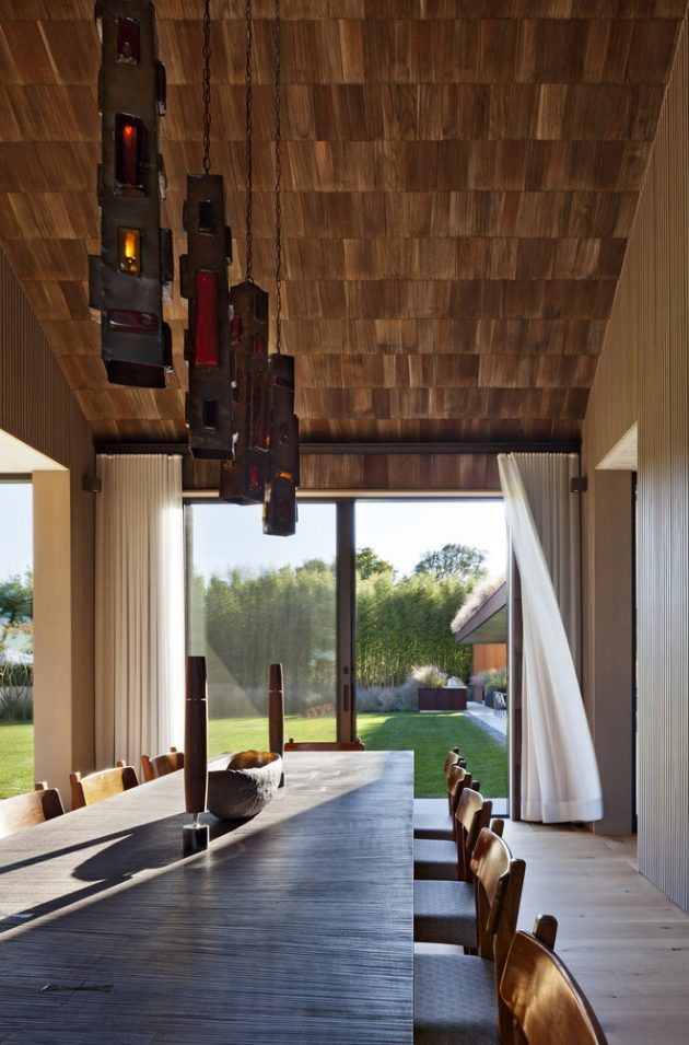 Pierson's Way Residence by Bates Masi Architects in East Hampton, New York
