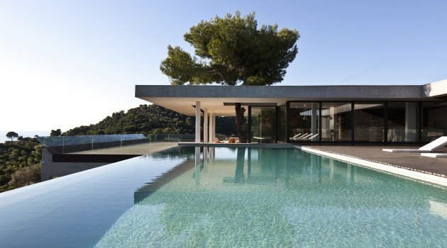 Plane House by K-Studio in Skiathos, Greece