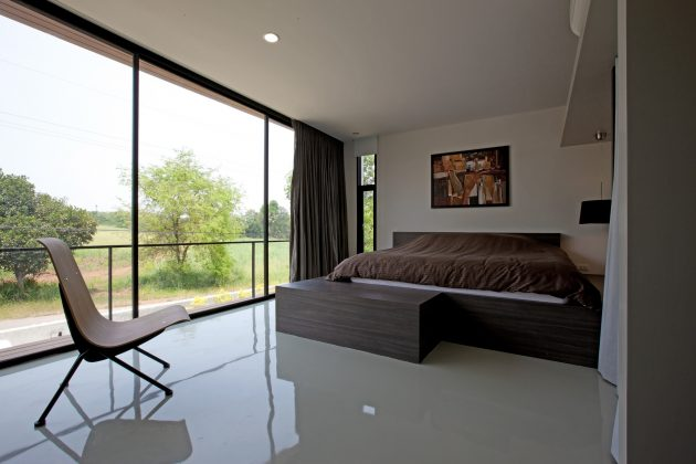 W House by IDIN Architects in Nakhon Ratchasima, Thailand