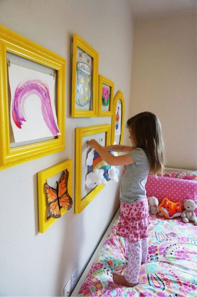 10 Kid-friendly Home Decor Ideas That You Can Do With Your Children