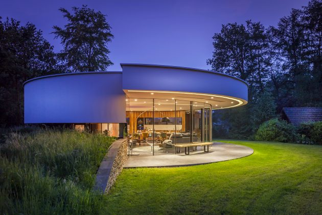 360 Villa by 123DV on a Forest Plot in The Netherlands