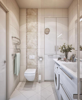 18 Beautifully Designed Small Bathrooms That Are Worth Your Time