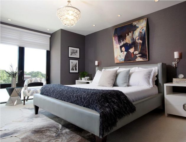 brilliant chandelier designs for your master bedroom
