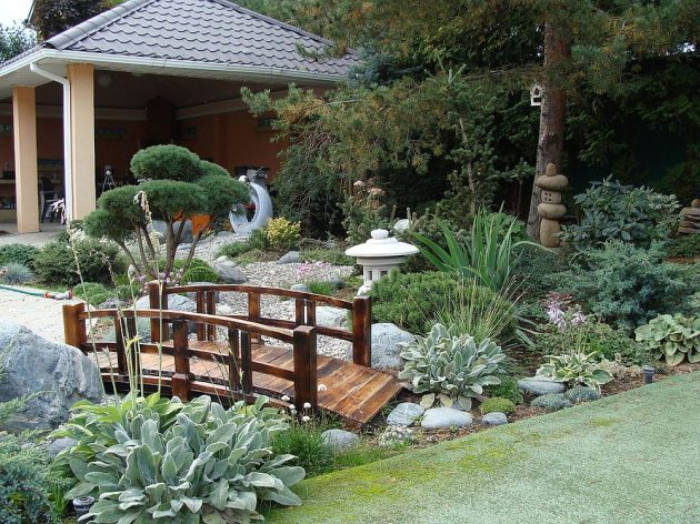 18 Harmonious Asian Gardens That Will Help To Escape From The Reality