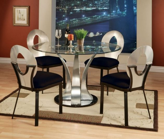 18 Simple Yet Beautiful Dining Rooms That Will Attract Your Attention