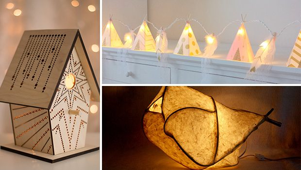15 Adorable Handmade Night Light Designs For Good Dreams