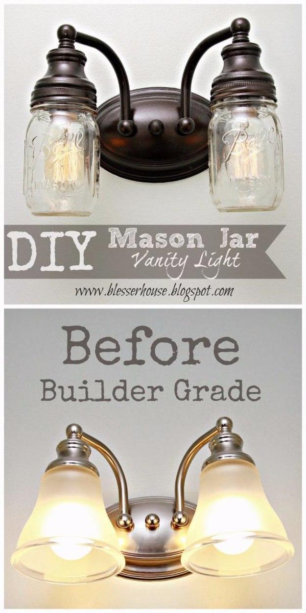 15 Amazing Diy Mason Jar Lighting Projects You Can Easily