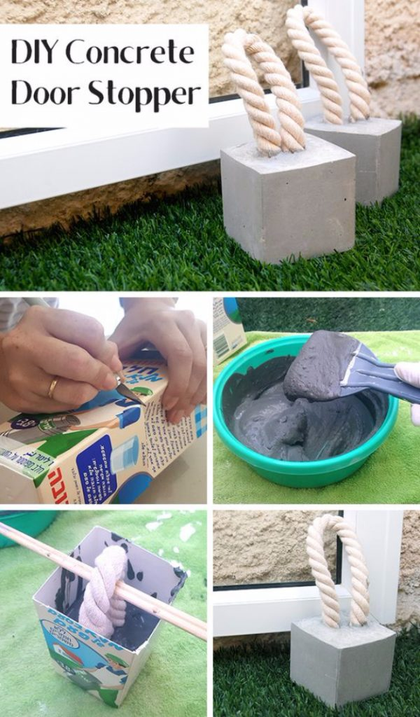 15 Outstanding Concrete Crafts That You Can Diy Anytime
