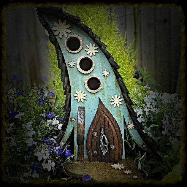 15 Whimsical Handmade Birdhouse And Feeder Designs To