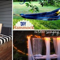16 Impressive DIY Projects To Get Your Backyard In Top Shape