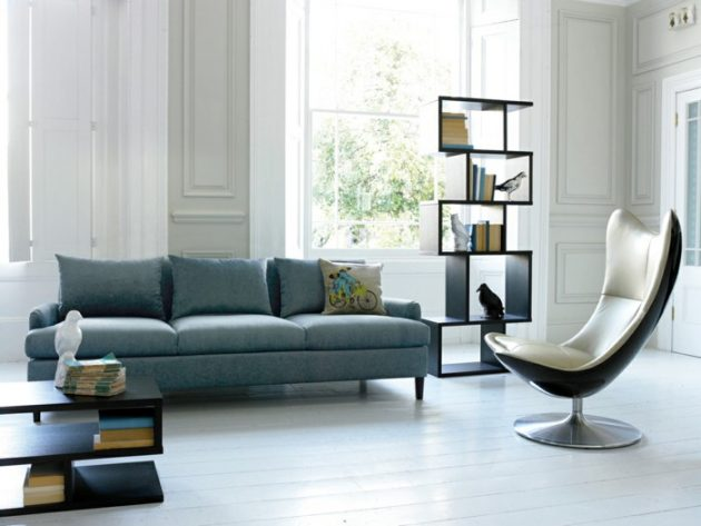 19 Functional Small Couches Ideal For Small Sized Living Rooms