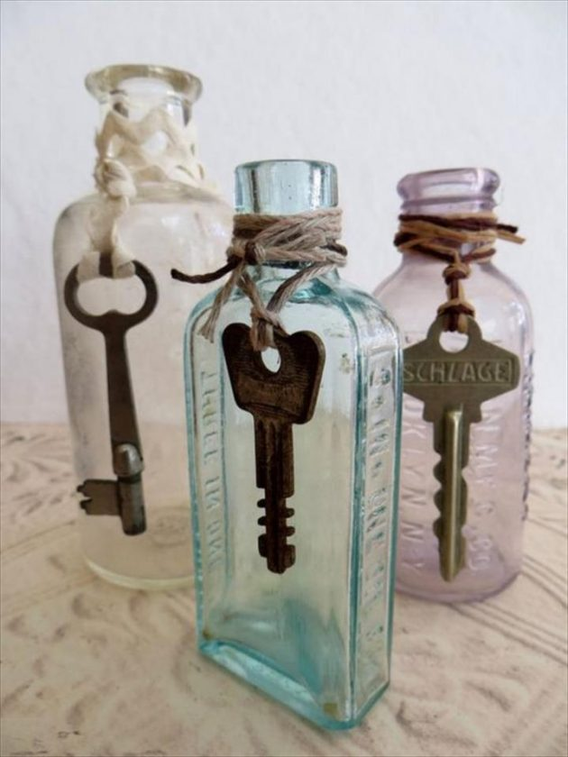 18 Astonishing DIY Vintage Decorations That You Can Make Without Spending Money