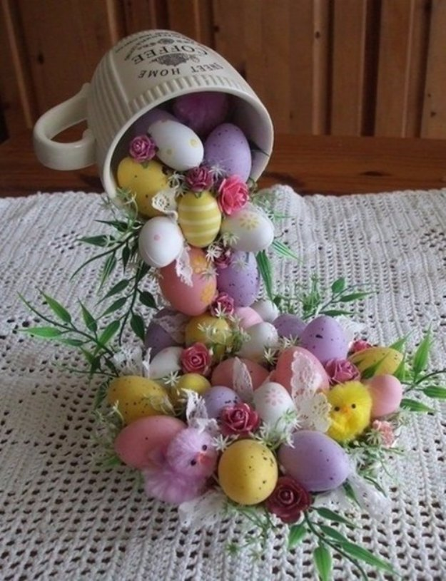 Diy Spring Decor: 17 Awesome DIY Easter Decoration Projects You Have To See