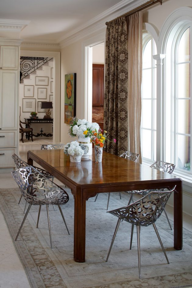 17 Spectacular Transitional Dining Room Designs Youre Going To Adore